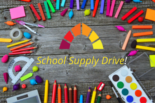 FPC Youth Summer of Service – School Supply Drive: Sunday, August 15th