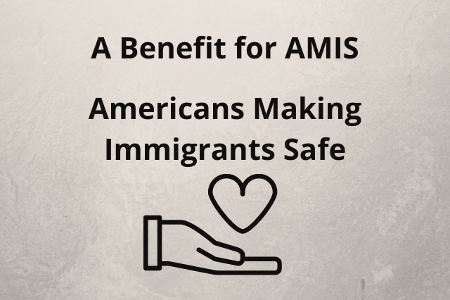 Benefit for AMIS