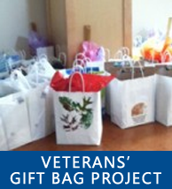 Veterans' Gift Bag Project