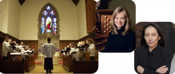 Choral evensong and organ concert