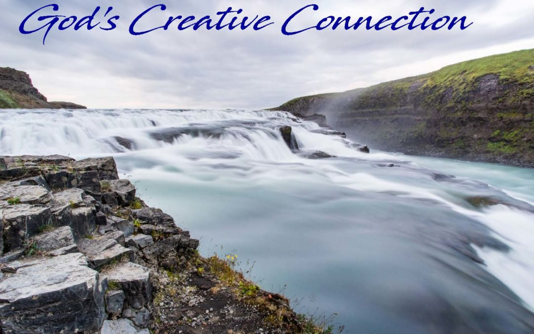 God's Creative Connection – new 2020 summer sermon series