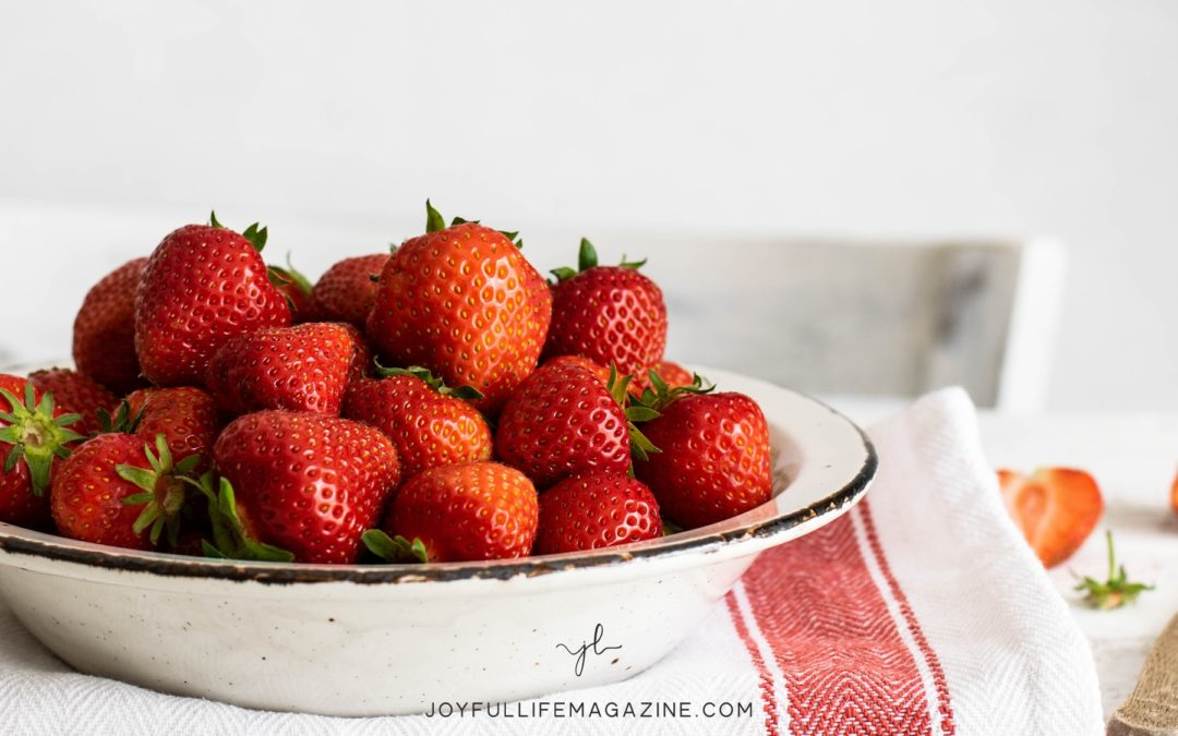 Of Strawberries and Rhythms: Learning to Appreciate Every Moment